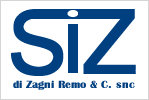 S.I.Z. di Zagni Remo  - Robotized welding and mechanical processings